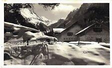 "Transylvania Siebenbürgen 1930s ""House"" of Bâlea Lake S.K.V. chalet cachet"
