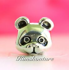 AUTHENTIC PANDORA CHARM PEACEFUL PANDA 791745EN16