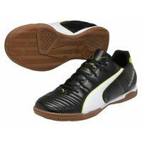 Puma Universal II IT Fußballschuhe Sportschuhe Herren Indoor Schuh schwarz weiß
