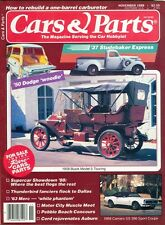 1988 Cars & Parts Magazine: 1908 Buick Model 5 Touring/1969 Camero SS 396 Sport