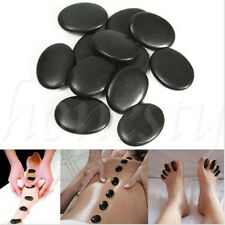4pcs Massage Master Hot Stone Toe Spa Massage Kit Basalt Rock Asst Relaxing