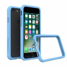 iPhone 8 Plus/7 Plus Case RhinoShield 11Ft Drop Tested ShockProof Tech-Baby Blue