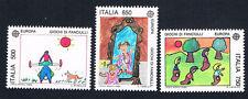 ITALIA 3 FRANCOBOLLI EUROPA CEPT 1989 nuovo**