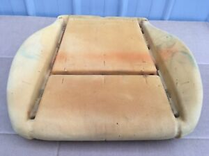 2005-2010 Jeep Grand Cherokee Bottom Seat Cushion Foam Left OEM