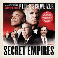 Secret Empires by Peter Schweizer 2018 Unabridged CD 9781538502099