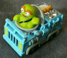 Sesame Street Oscar the Grouch Die Cast Recycling Truck 2008 Sesame Workshop