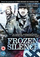 FROZEN SILENCE - DVD - REGION 2 UK