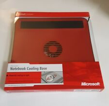 Microsoft Notebook Laptop Stand Cooling Base Model 1388 (Z3C-00017) Red, New USB