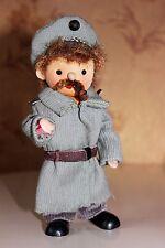 Russian Soviet vintage USSR toy smoking Stalin doll pipe children kids rare old