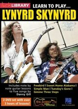 Danny Gill Learn To Play Lynyrd Skynyrd Lick Library Guitar DVD NEW!