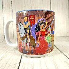 HUNCHBACK OF NOTRE DAME  Collectable Mug Classic Walt Disney Esmeralda