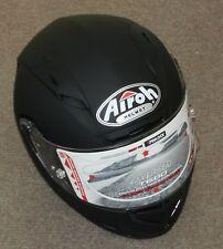 Motorradhelm von AIROH - T600 schwarz-matt in M - ungetragen und NEU