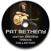 55 x PAT METHENY STYLE JAZZ GUITAR MP3 BACKING TRACKS CD ANTHOLOGY LIBRARY