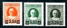 VATIKAN 1934 42-44 ** POSTFRISCH TADELLOS (S2116