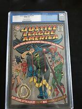 Justice League of America #53 (CGC 5.0! WONDER WOMAN BONDAGE COVER!!)