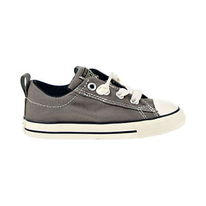 Converse Chuck Taylor All Star Street Slip-On Toddler Shoes Charcoal 726091F