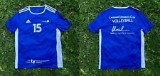 Lausanne Universite Club Voleeyball Match Worn Training  2018 # Mathias Montavon