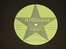 "12"" DAS DEPARTMENT - HEIMAUDIOATTACKE - MINT"