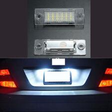 Nummernschildbeleuchtung LED Kennzeichen Beleuchtung für VW T5 Touran Golf Plus