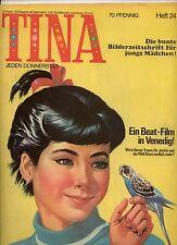 Tina 1967 guter Zustand Nummer 23 + 24 + 25 Endnummer