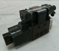 Nachi Wet Type Directional Control Valve, SS-G01-A3X-R-C1-20, USED, WARRANTY