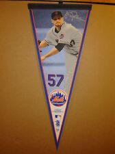 Johan Santana New York Mets MLB Baseball Player Pennant