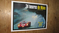 Le Mans 1971 24 Hour New POSTER