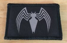 Venom Subdued Logo Morale Patch Military Tactical Army Flag USA Badge