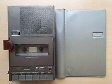 Kassettenrekorder SHARP CE-152, Datenrecorder für PC Pocket Computer #605