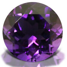 UNHEATED 19.58CT 15x15MM PURPLE COLOR CHANGE PINK SAPPHIRE AAAA+ CIRCULAR GEM