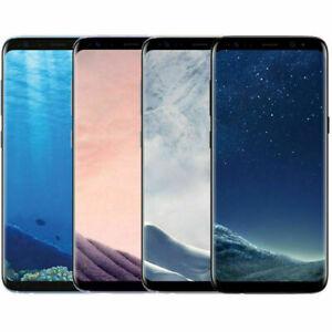 New Samsung Galaxy S8 G950U 64GB AT&T T-Mobile Sprint Cricket Verizon & Unlocked