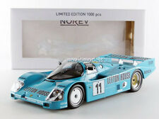 Norev Porsche 962 C Leyton House 24h Le Mans 1987 #11 1/18 Scale LE of 1000 New!