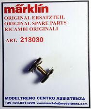 MARKLIN 21303 21303 RUOTA CON INGRANAGGIO E CERCHIATURA - TREIBRADSATZ 3023 3024