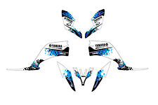 Yamaha Raptor 250 graphic kit sticker decals atvgraphics mxgraphcis pegatinas