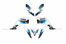 Fits Yamaha Raptor 250 graphic kit sticker decals atvgraphics mxgraphcis
