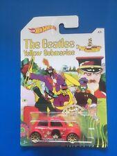 The Beatles Hotwheels Morris Mini