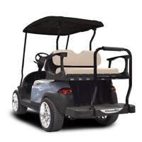 EZGO RXV 2008-2016 Rear Seat Madjax Genesis300 Alum.Standard Sandstone Cushion