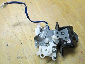 2007-2012 Mazda CX-7 Tailgate Latch Hatch Lock Actuator and Striker OEM