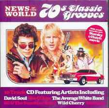 70s CLASSIC GROOVES: PROMO CD (2004) O'JAYS, SANTANA, WILD CHERRY, BILL WITHERS