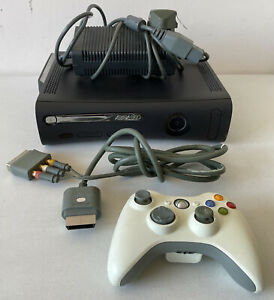 XBOX 360 console 120gb Complete Bundle Fully Tested w/ official Controller