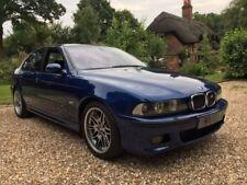 2001  BMW  M5   e39.   Le Mans Blue with black & grey leather.  4ltr.  400bhp.