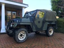 Land Rover Series 3 Lightweight 1980