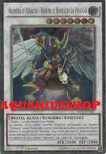Yu-Gi-Oh Alanera d'Assalto Raikiri il Rovescio di Pioggia DOCS-IT047 Ultimate