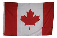 2x3 Canada Canadian Maple Leaf Rough Tex Knitted Flag 2'x3' Grommets