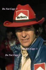 Arturo Merzario March F1 Portrait 1976 Photograph 2