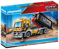 PLAYMOBIL City Action 70444 LKW mit Wechselaufbau *Neu/Ovp*