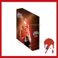 DAVID BOWIE Brilliant Live Adventures LP Slip Case Box - Sealed/New Pre-Order