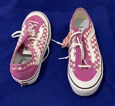 Unisex Size 8.5 Men's and 10 Women's Vans Style 36 Decon SF 3D Checkered Shoes