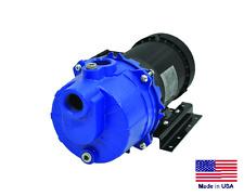 "New listing Centrifugal Chemical Pump - Cast Iron - 1"" Ports - 208-230/460V - 3300 Gph"
