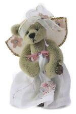 Hermann Teddy Bear Miniature Little Gem PEACE Ltd Edition 468/2000 7cm Tall
